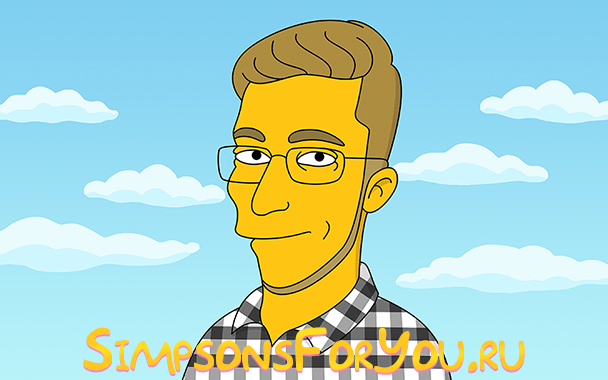 Нарисуем портрет по фото в стиле Симпсонов