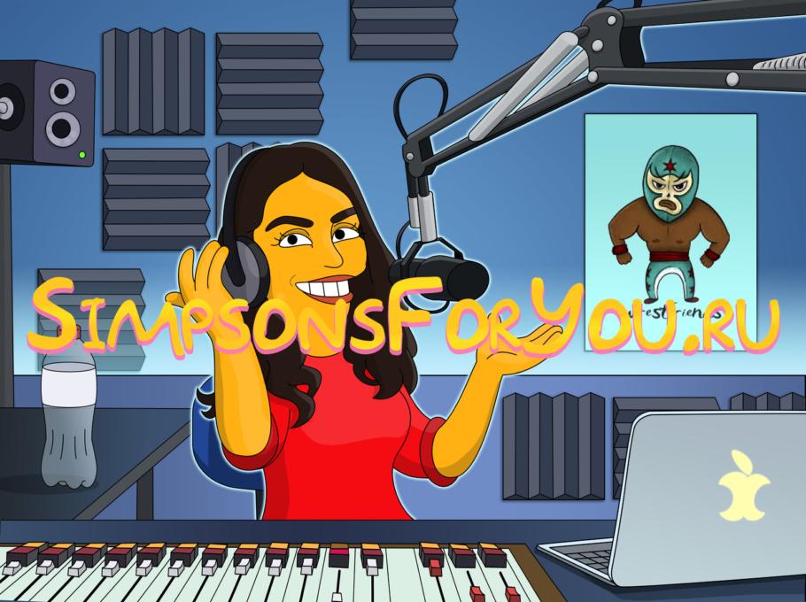 Подарок радиоведущему. Портрет радиоведущему. Рисунок радиоведущему. Картина радиоведущему.