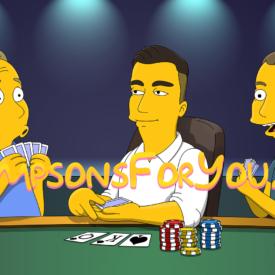 Подарок покеристу, портрет покеристу, рисунок покеристу, картина покеристу