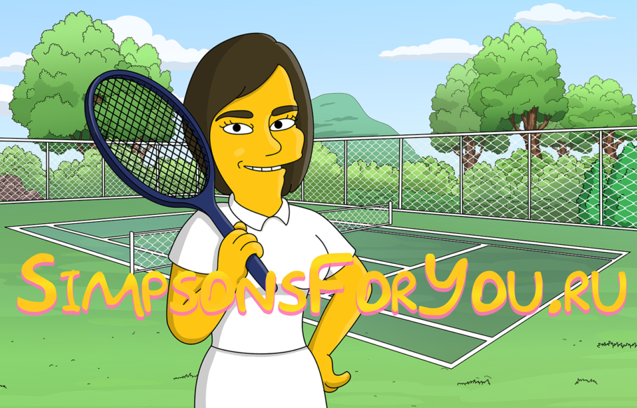Подарок теннисисту