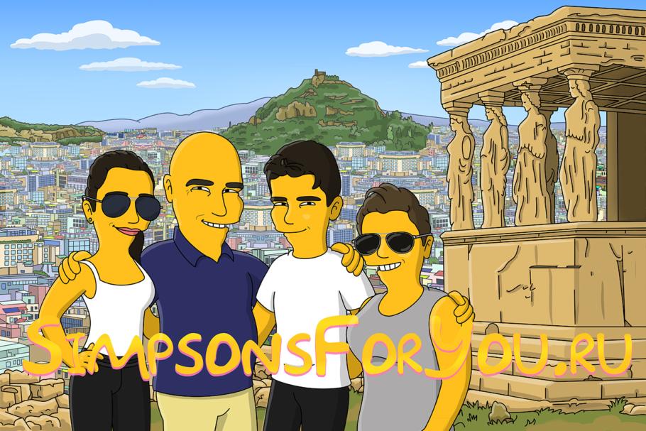 Подарок эллинам, грекам и любителям Греции